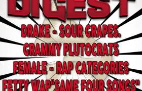 The @HipHopDigest Show Shows How 'Sour Grapes Make Bad Whine'