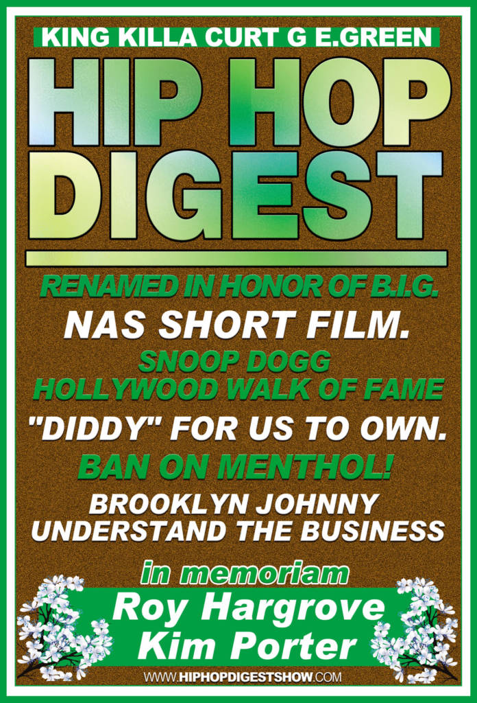 It's 'Business, Not Personal' w/The Hip-Hop Digest Show