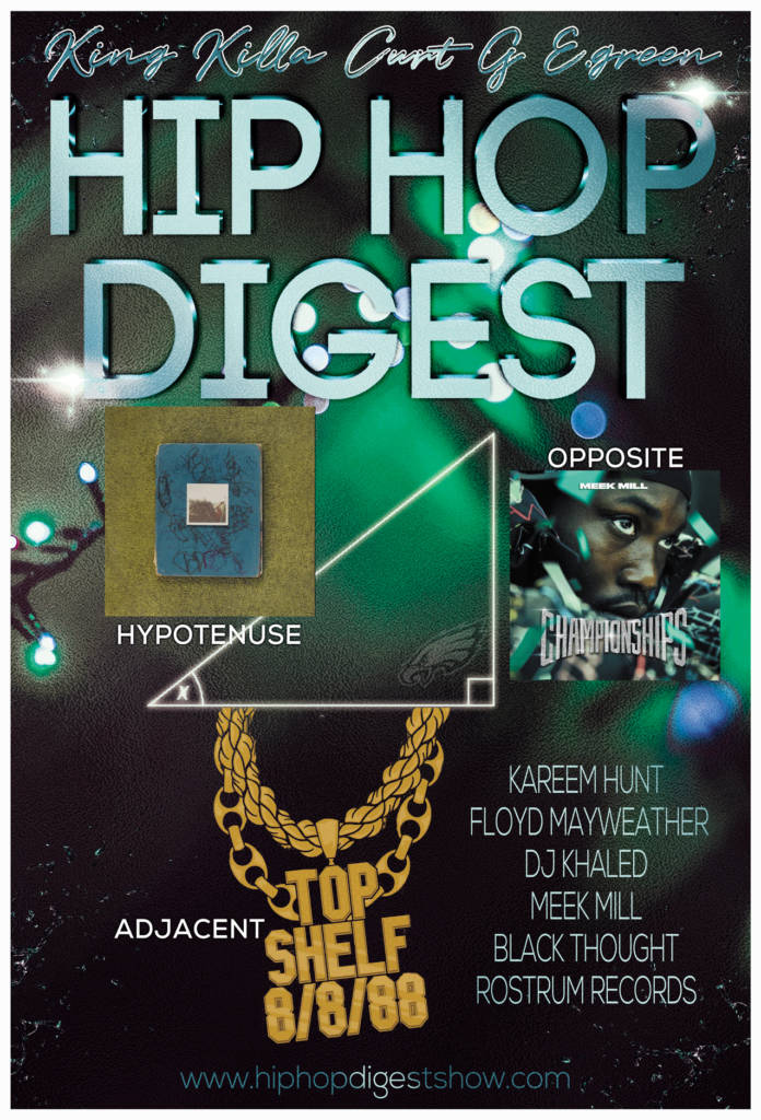 This Week's Episode Of The Hip-Hop Digest Show Takes Us To The City Of 'Freshadelphia'