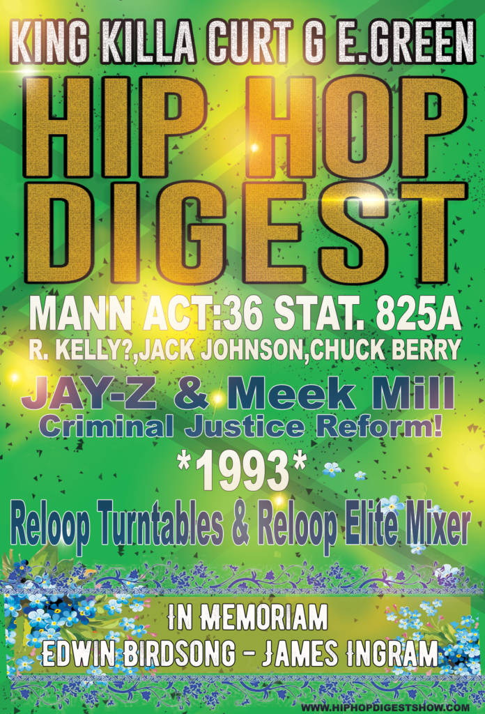 The Hip-Hop Digest Show Takes It Back To '1993'