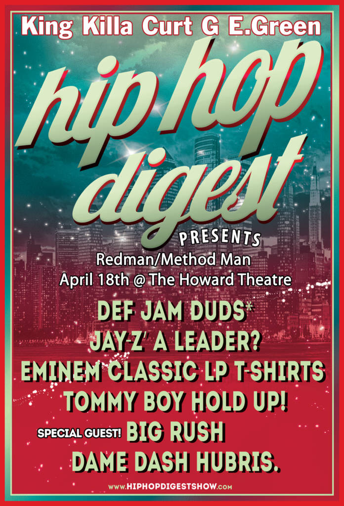 The Hip-Hop Digest Show Aims To 'Put a T-Shirt on 'Em'
