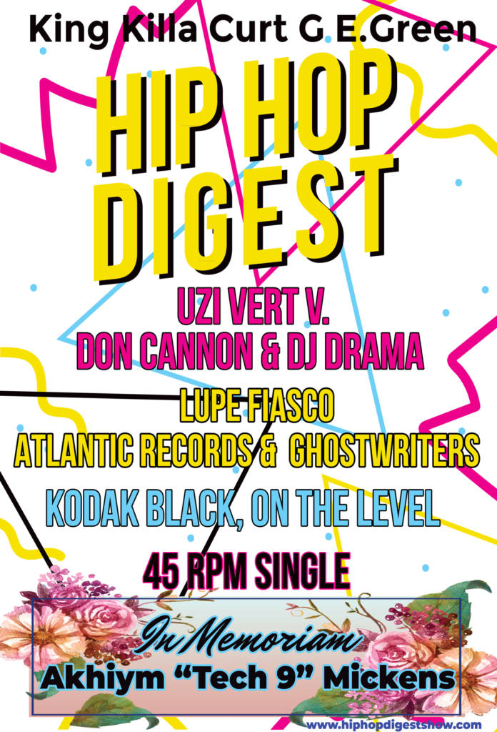 'Light It Up' On This New Episode Of The Hip-Hop Digest Show