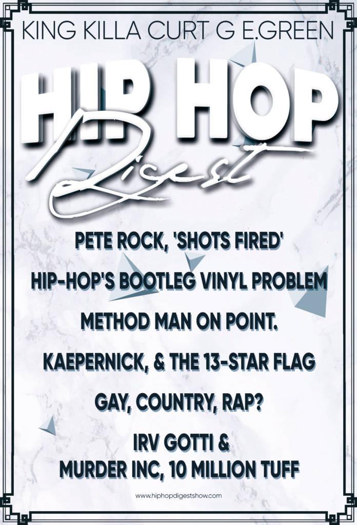 The Hip-Hop Digest Show - Lesson Learned, Nah