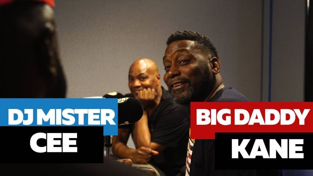 Big Daddy Kane & Mister Cee Drop Gems w/Funkmaster Flex (#WeGotAStoryToTell018)