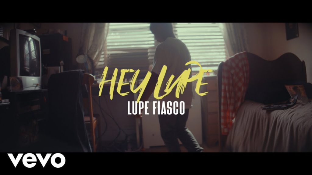 Video: Lupe Fiasco - Hey Lupe