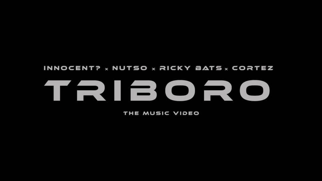 Video: Innocent? & Nutso feat. Ricky Bats & Cortez - Triboro