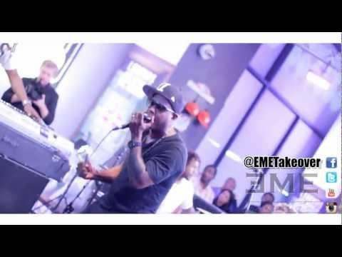 @TalibKweli » MLB Fan Cave Performance NYC [via @EMETakeover]