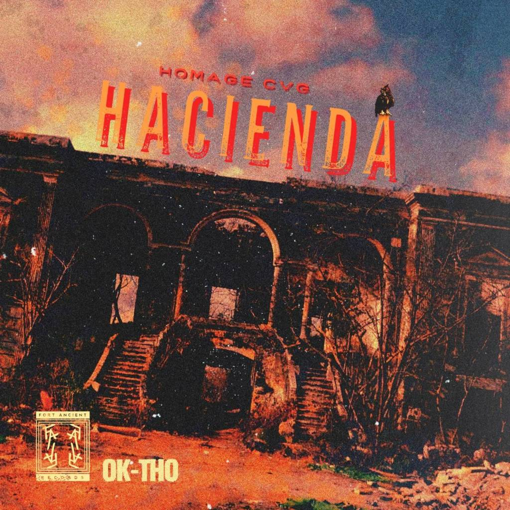 Stream Homage CVG's 'Hacienda' Beat Tape (@HomageCVG @FortAncientRec)