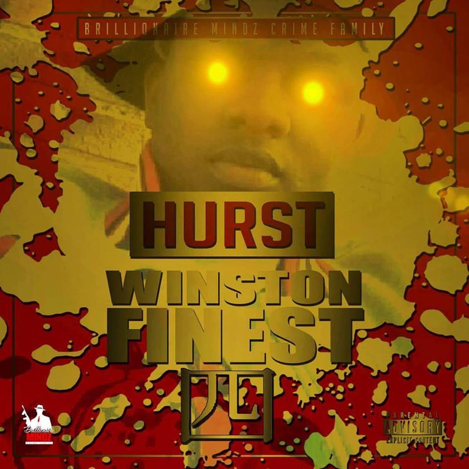 Stream Hurst's 'Winston's Finest IV' Mixtape