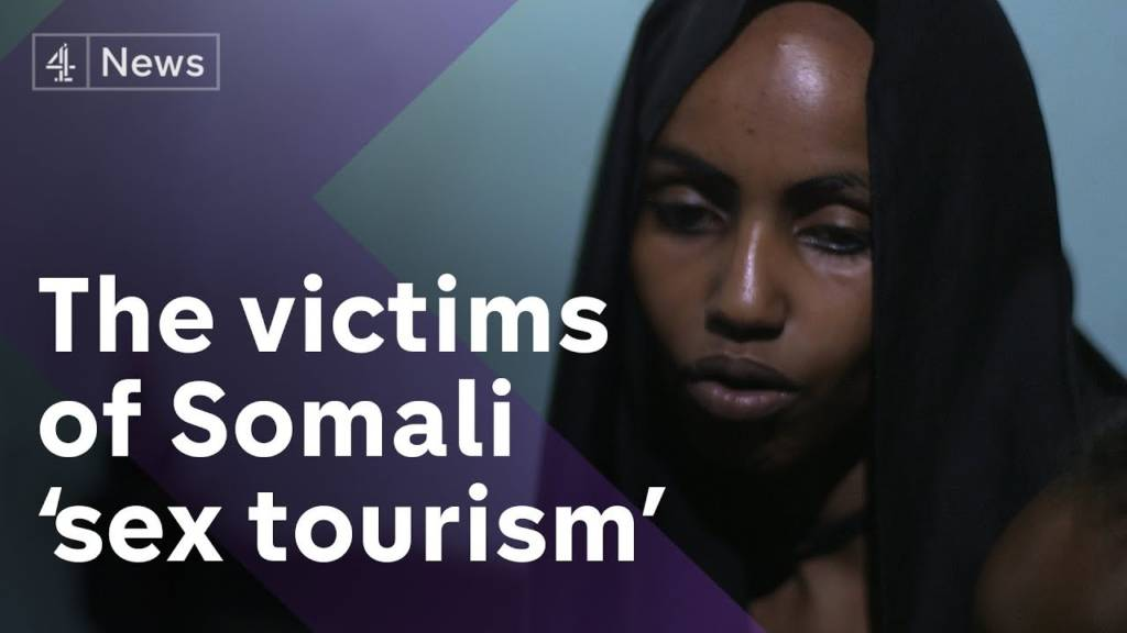 'Sex Tourists' Duping Somali Virgins Into Marriage