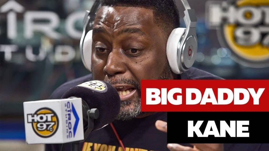 Big Daddy Kane & DJ Mister Cee Kick Freestyle On Hot 97 w/Funkmaster Flex
