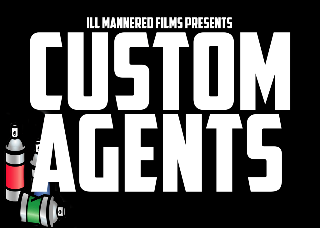 Custom Agents - Season 1, Episode 1 (@MysterDL)