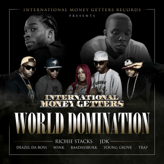 IMG Records (@IMGWorldTV) » World Domination (Hosted By @CartelFilmCEO) [Mixtape]
