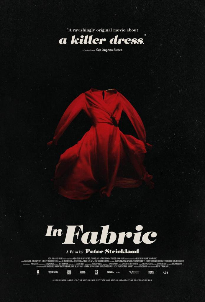 1st Trailer For 'In Fabric' Movie Starring Marianne Jean-Baptiste