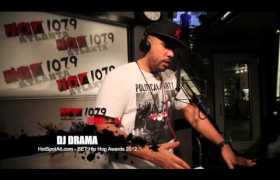 @DJDrama Recalls Young Jeezy/Rick Ross BET Awards Fight On @Hot1079ATL