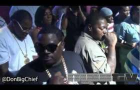 Lil Keke & Big Chief on Polow's Mob TV