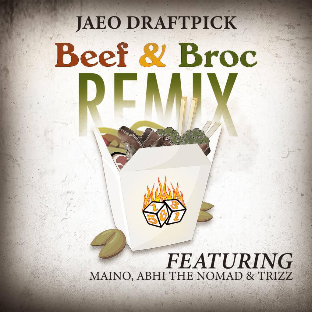 MP3: Jaeo Draftpick feat. Maino, Abhi The Nomad, & Trizz - Beef & Broc (Remix)