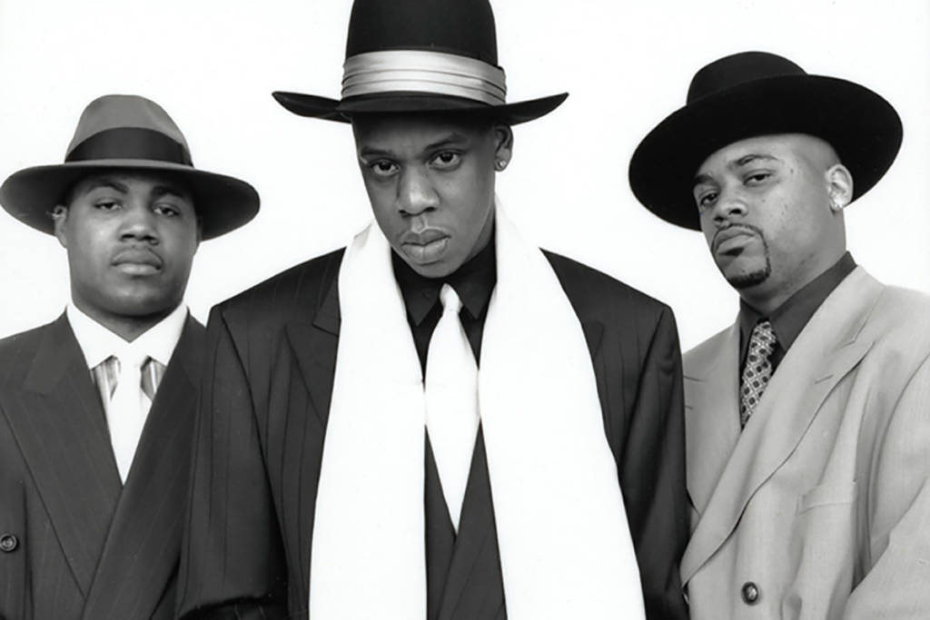 Roc-A-Fella Records Biopic In The Works According To Co-Founder Kareem 'Biggs' Burke