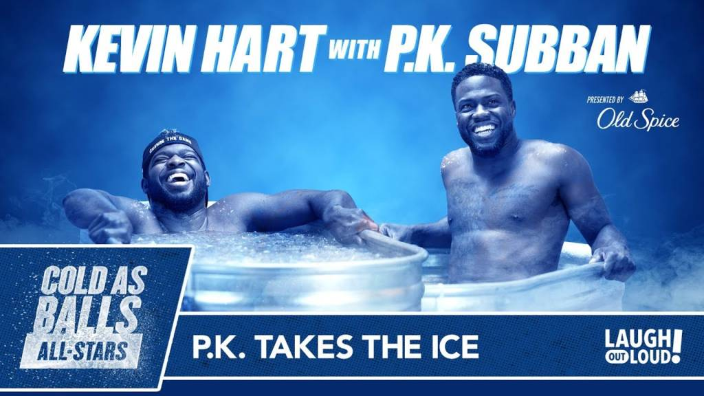P.K. Subban On Kevin Hart's 'Cold As Balls All-Stars'
