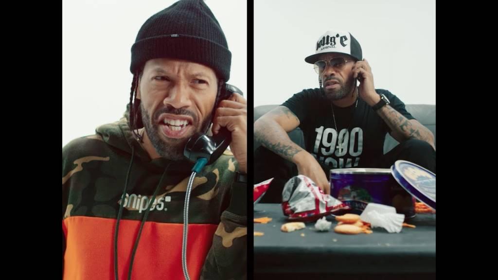Video: Redman - 1990 NOW (@TheRealRedman)