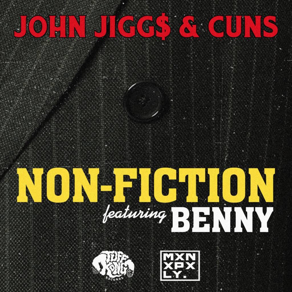 MP3: John Jigg$ x Cuns feat. Benny The Butcher - Non-Fiction (@JiggsTheGreat @Cunsino @BennyBSF)