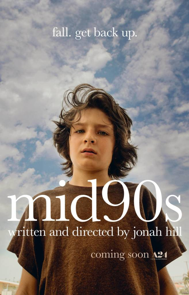 1st Trailer For 'Mid90s' Movie (#Mid90s)