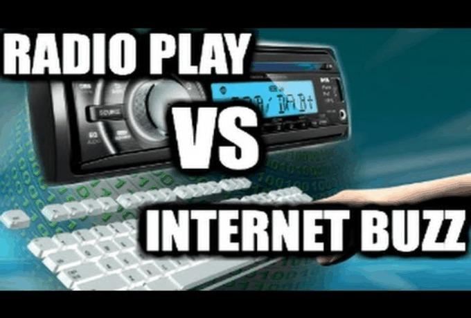 @JumpOffTV Presents: Radio Play vs. Internet Buzz