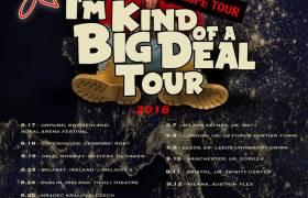Joyner Lucas Announces 'I'm Kind Of A Big Deal European Tour' (@JoynerLucas)