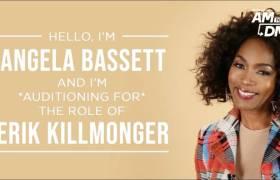 Watch Angela Bassett Audition For The Role Of Erik Killmonger