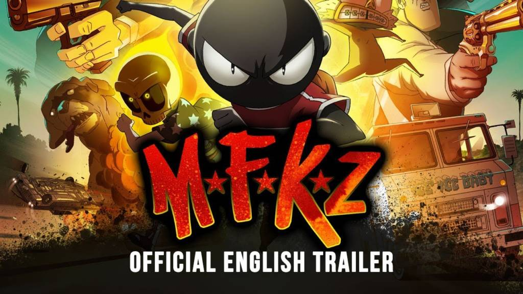 1st Trailer For 'MFKZ' Movie Starring The RZA & Vince Staples (#MFKZMovie)