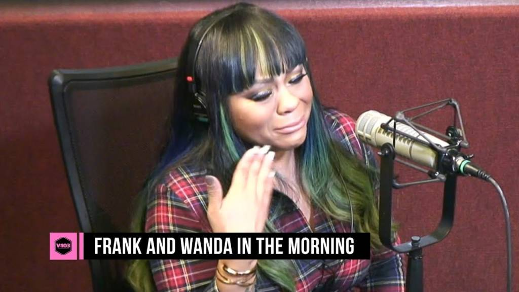 Nivea Gets Emotional Reacting To Her BET Interview, Talks Lil Wayne, The Dream, & More w/V-103 Atlanta (@ThisIsNivea)