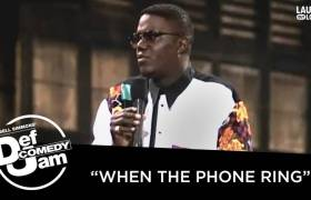 Bernie Mac Becomes Mr. Telephone Man On Def Comedy Jam [VDN Throwback]