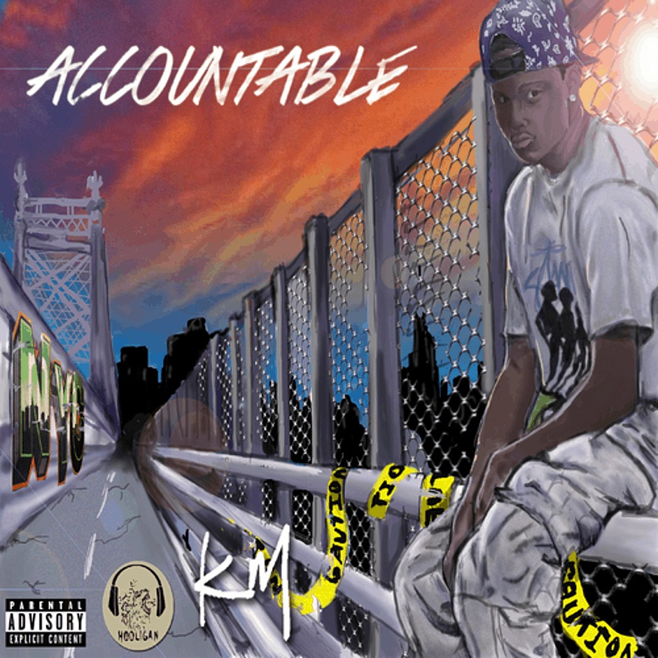 Video: Watch Footage From KM's (@NYCH_KM) 'Accountable' Mixtape Release Party Feat. The Looters