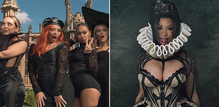 Video: Little Mix feat. Nicki Minaj - Woman Like Me
