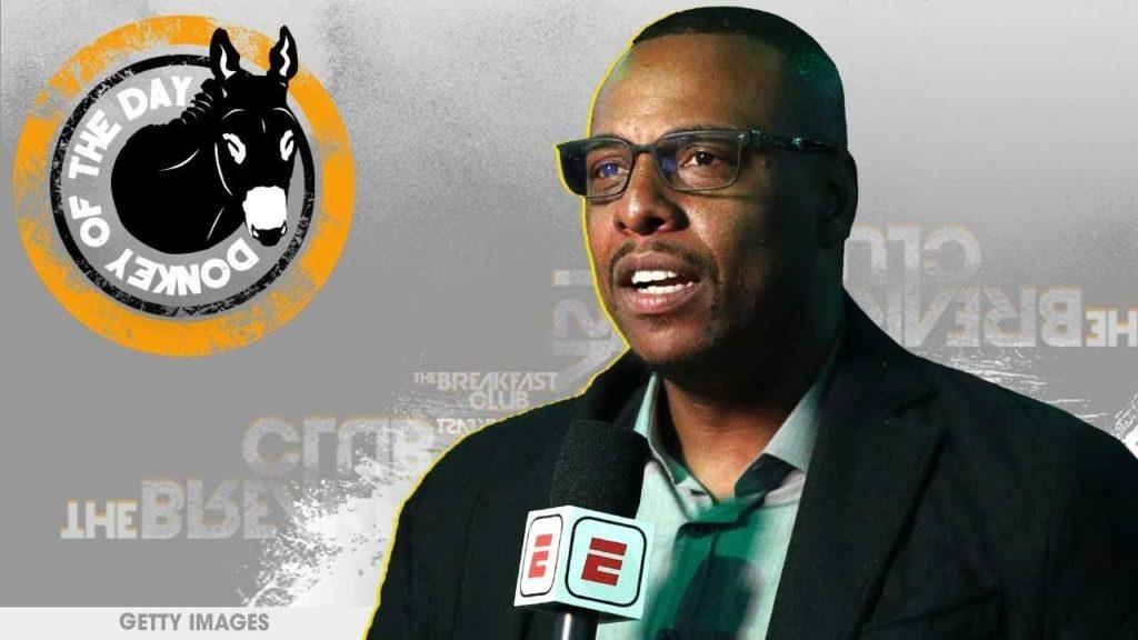 Paul Pierce Awarded Donkey Of The Day For Being Dead Wrong About Bucks-Celtics NBA Prediction