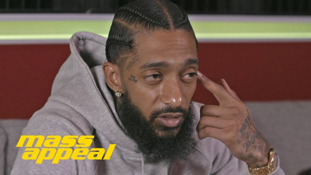 Nipsey Hussle On Mass Appeal's 'The Studio Interview'