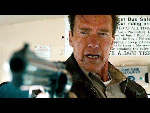 The Last Stand » Trailer [Starring Arnold Schwarzenegger, Forest Whitaker, & Johnny Knoxville]