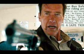 The Last Stand movie trailer