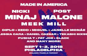 Daniel Caesar, Tekashi 6ix9ine, Pusha T, Lil Skies, & More To Put On At Made In America 2018