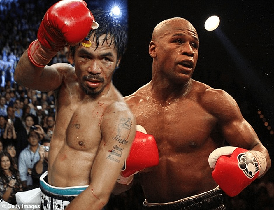 Video: Manny Pacquiao Finally Agrees To Fight Floyd Mayweather