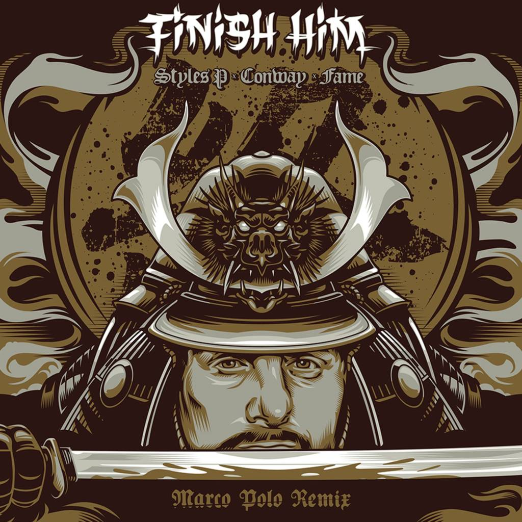 MP3: Marco Polo & Planit Hank feat. Styles P, Conway, & Lil Fame - Finish Him (Remix)