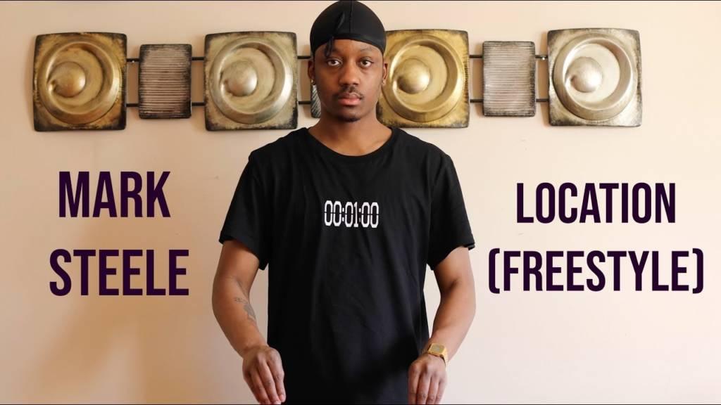 Video: Mark Steele - Location (Freestyle) | @WhoIsMarkSteele @DJWadeBanner