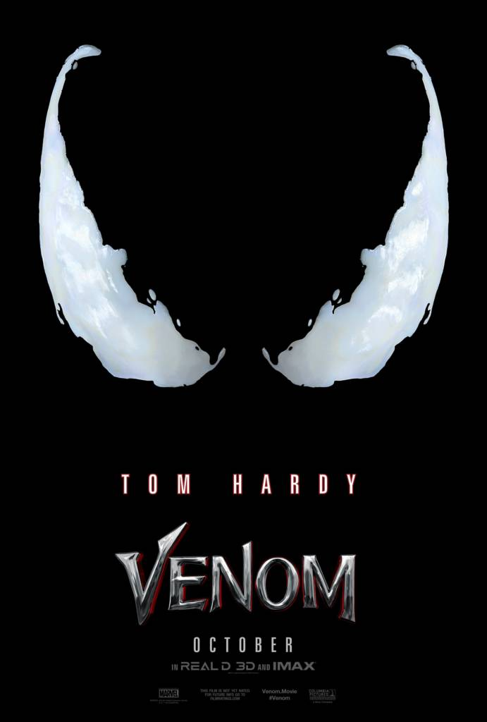 1st Trailer For '#Venom' Movie