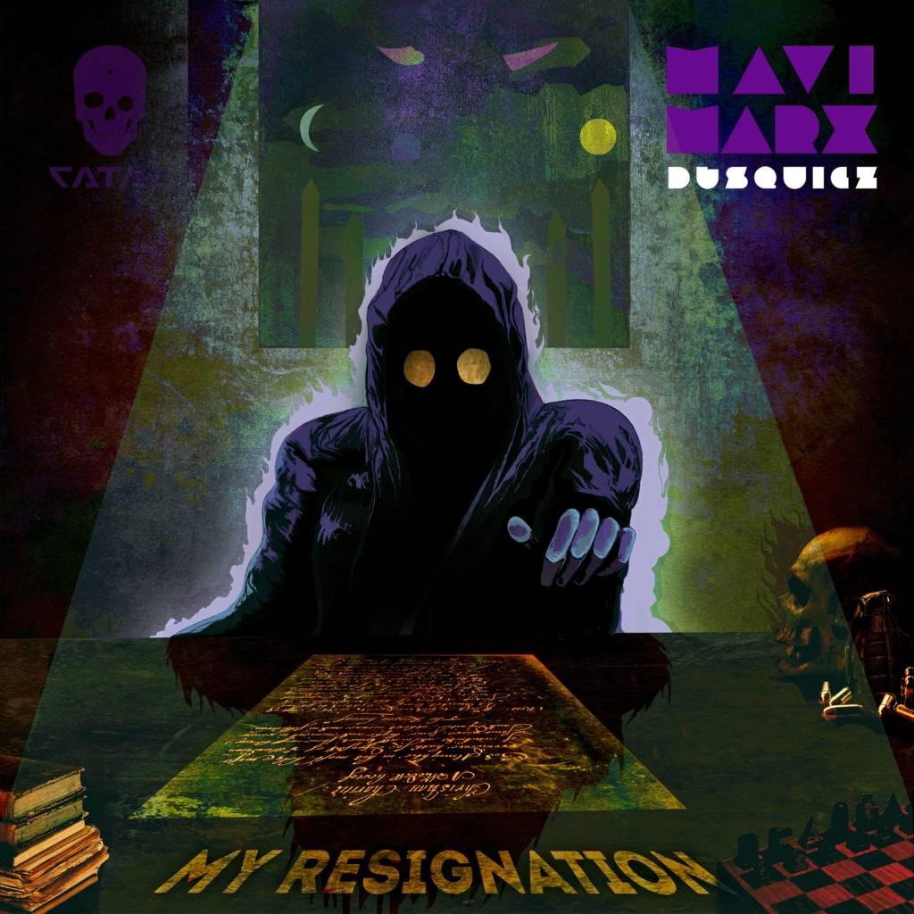 Stream Mavi Marx & DJ Squigz's 'My Resignation' EP