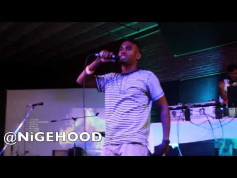 @NigeHood Does AMCS Bodega Music Fesitval In Charlotte [Dir. By @I_Am_Him88]