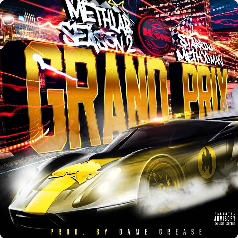 MP3: Method Man - Grand Prix (@MethodMan @DameGrease)