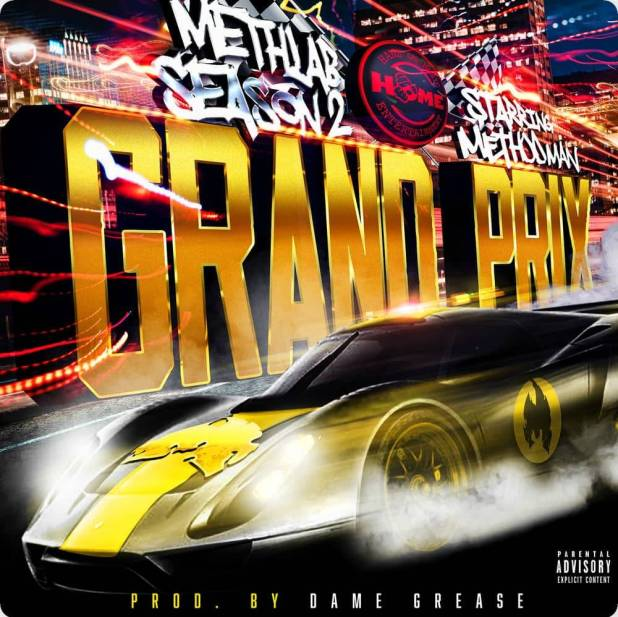 Video: Method Man - Grand Prix (@MethodMan @DameGrease @LasAmericanBBoy)