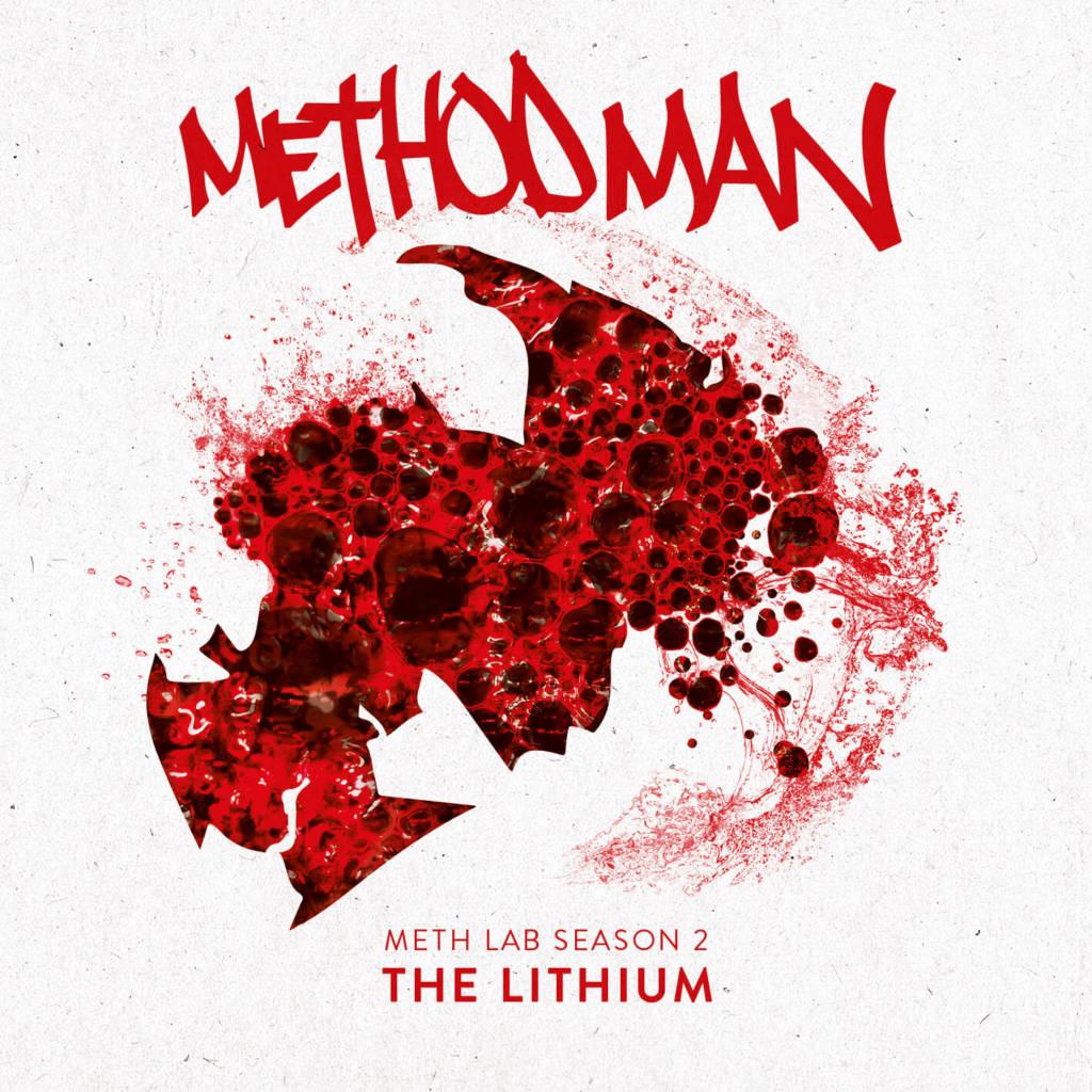 Peep The Artwork & Tracklisting For Method Man's Upcoming Album 'The Meth Lab II: The Lithium' (@MethodMan)