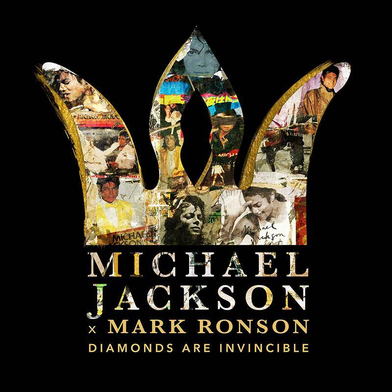 MP3: Michael Jackson x Mark Ronson - Diamonds Are Invincible (@MichaelJackson @MarkRonson)