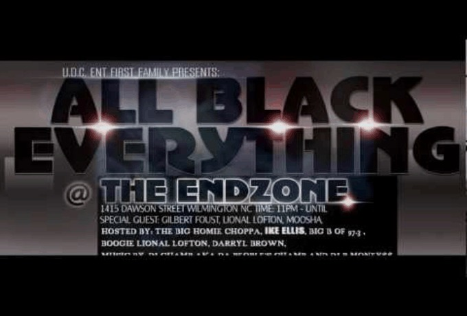 All Black Everything 2013 Commercial (@IkeEllisWill)